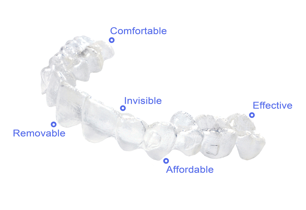 What are the benefits of Invisalign in North Palm Beach?