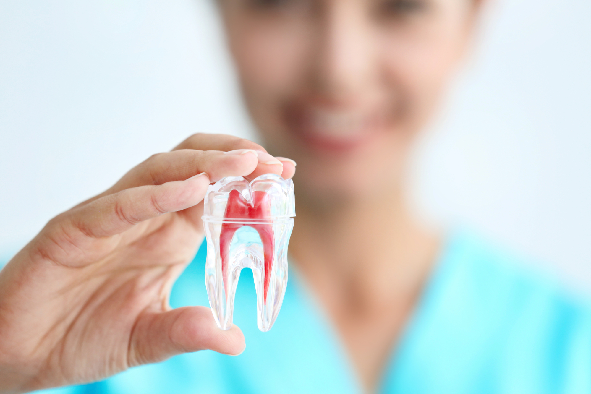 Why should I see an oral surgeon in North Palm Beach for a root canal?